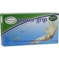 FORMA-care Latex power grip Handschuhe Gr.M