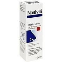 NASIVIN 0,05% Erw.u.Schulkinder Nasendosierspray**