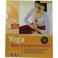 GU Yoga mehr Energie und Ruhe, Lust z.üben