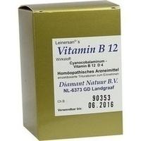 Vitamin B12  Kapseln Diamant natuur b.v. 60 Stück