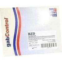 DROGENTEST Benzodiazepine Testkarte