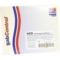 HCG Schwangerschafts Test