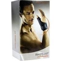 RHIZO-HIT CLASSIC Daumenorthese Gr.S schwarz 07605