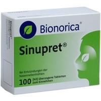 SINUPRET überzogene Tabletten