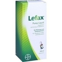 Lefax Pump Liquid 100 ml