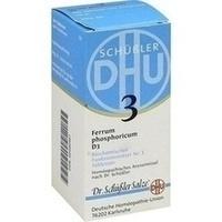 Biochemie 3 Ferrum Phosphoricum D3 Tabletten