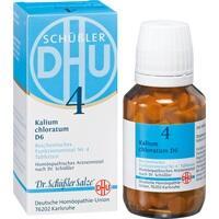 Biochemie 4 Kalium Chloratum D6 Tabletten