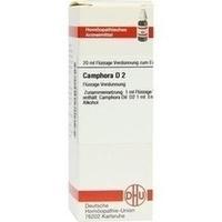 CAMPHORA D 2 Dilution