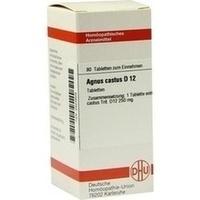 AGNUS CASTUS D 12 Tabletten