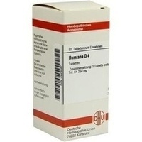 DAMIANA D 4 Tabletten