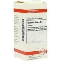 Helonias Dioic D3  Tabletten 80 Stück
