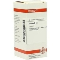 JODUM D 10 Tabletten