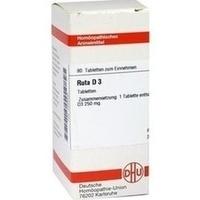 RUTA D 3 Tabletten