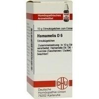 HAMAMELIS D 6 Globuli
