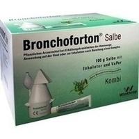 BRONCHOFORTON Inhal./Salbe+Vapor. Kombipackung**
