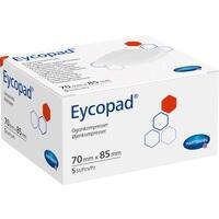 EYCOPAD Augenkompr.70x85mm unst. 417620/6