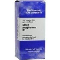 Biochemie 5 Kalium Phosphoricum D6 Tabletten