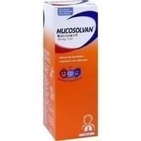 MUCOSOLVAN Kindersaft 30 mg/5 ml**