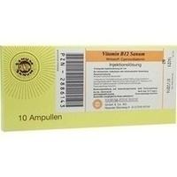 VITAMIN B12 SANUM 1.000 μg/ml Injektionslsg.Amp.