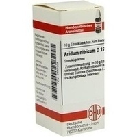 ACIDUM NITRICUM D 12 Globuli