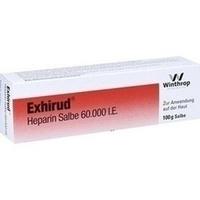 EXHIRUD Heparin Salbe 60.000 I.E.