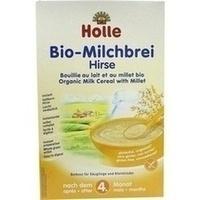HOLLE Bio Milchbrei Hirse