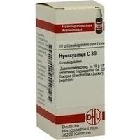 HYOSCYAMUS C 30 Globuli