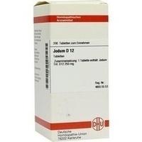 JODUM D 12 Tabletten