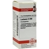 LACHESIS D 200 Globuli