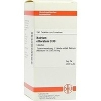 NATRIUM CHLORATUM D 30 Tabletten