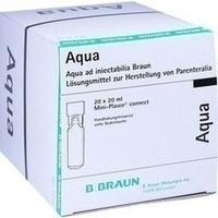 AQUA AD injectabilia Miniplasco connect Inj.-Lsg.