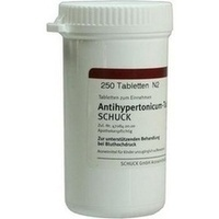 ANTIHYPERTONICUM Tabletten SCHUCK