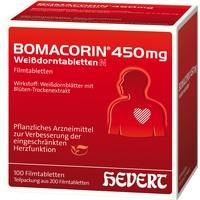 BOMACORIN 450 mg Weißdorntabl. N Filmtabletten