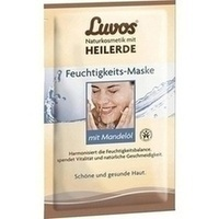 LUVOS Crememaske Feuchtigkeit gebrauchsfertig