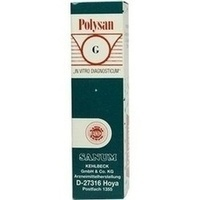 POLYSAN Typ G kolloidale Lösung D 9 Sanum Tropfen