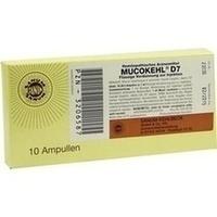 MUCOKEHL Ampullen D 7