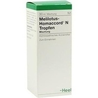 Melilotus Homaccord N Tropfen