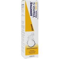 ADDITIVA Vitamin C 1 g Brausetabletten**