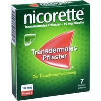 NICORETTE TX Pflaster 10 mg**