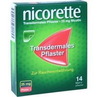 NICORETTE TX Pflaster 25 mg**