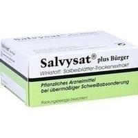 SALVYSAT plus Buerger Filmtabletten