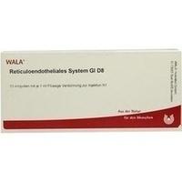 RETICULOENDOTHELIALES System GL D 8 Ampullen
