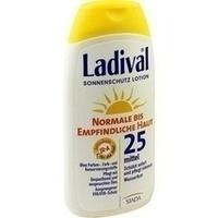 Ladival Normale Bis Empfindliche Haut Lotion Lsf 25   200 ML