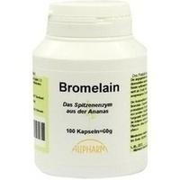 BROMELAIN Enzym Kapseln