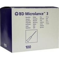 BD MICROLANCE Kanüle 24 G 1 0,55x25 mm