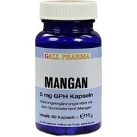 MANGAN 5 mg GPH Kapseln