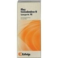 SYNERGON 98 Rhus toxicodendron N Tropfen