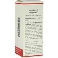 MYRTILLUS N Oligoplex Liquidum
