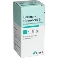 Coronar Homocent S Tropfen