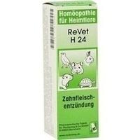 REVET H 24 Globuli f.Heimtiere